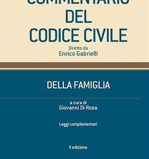 Commentario Codice della Famiglia vol. III